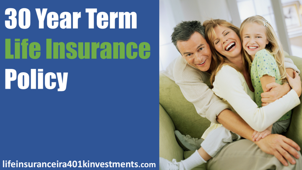 30_Year_Term_Life_Insurance_Policy