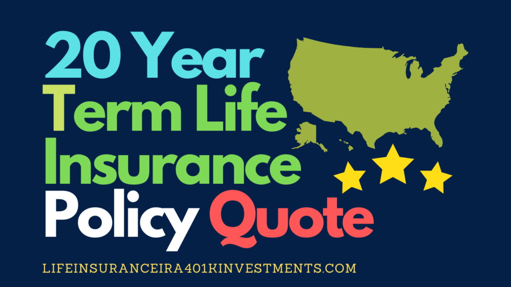 20_Year_Term_Life_Insurance_Policy_Quote