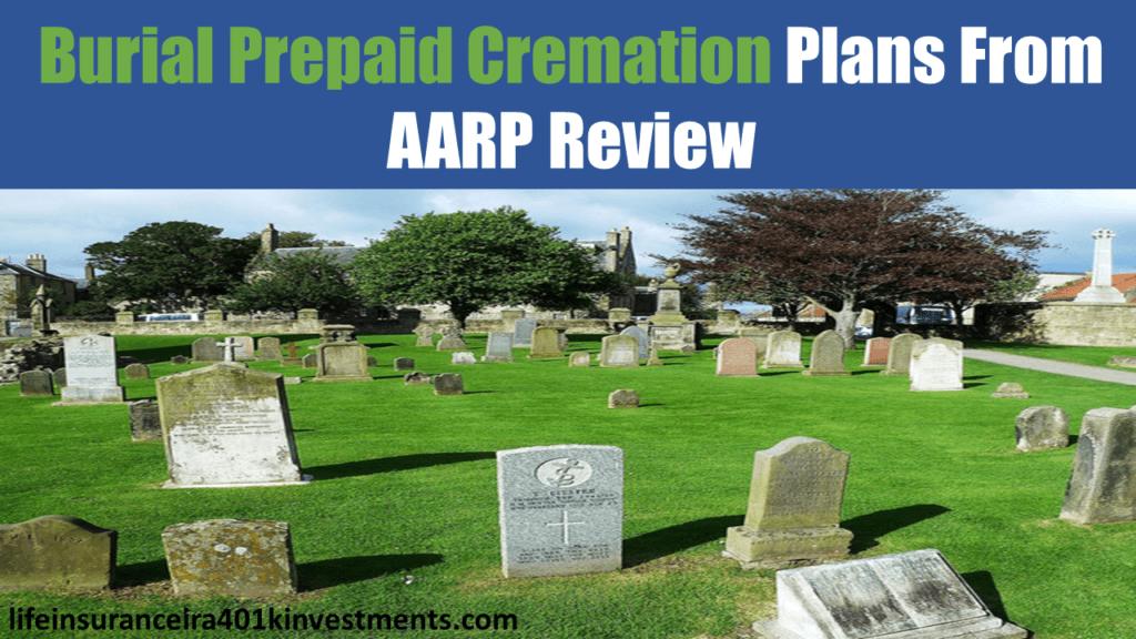 Prepaid Cremation Plans