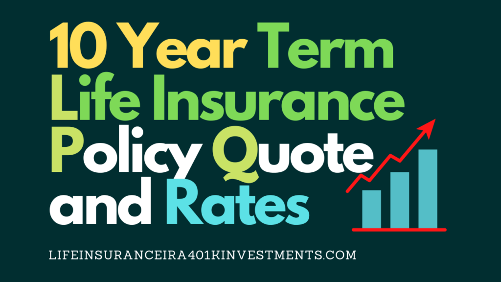 10_Year_Term_Life_Insurance_Policy
