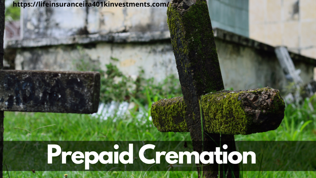 Why Prepaid Cremation