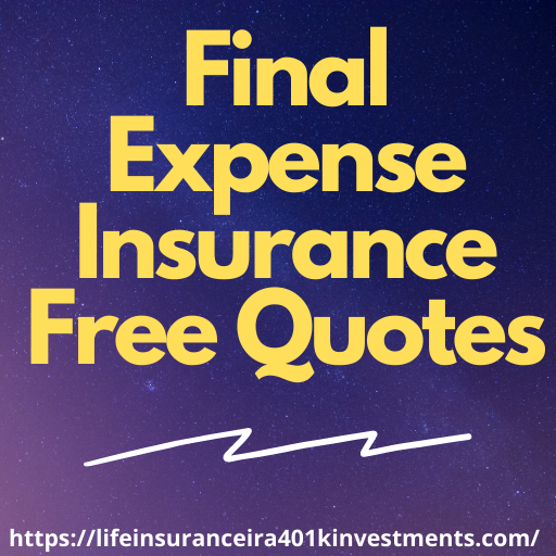 Final Expense Insurance Free Quotes