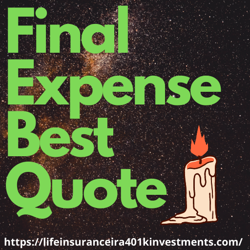 Final Expense Best Quote